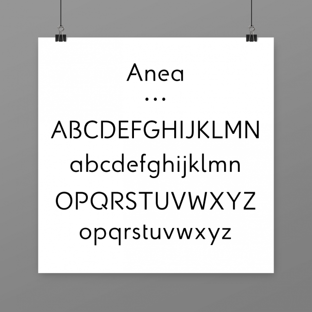 Anea Font