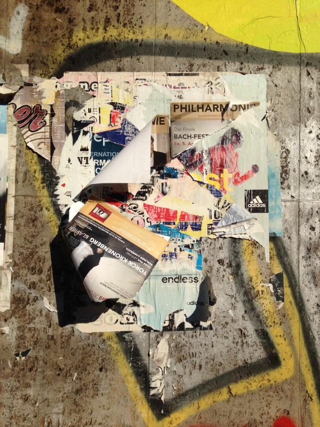 Tattered Posters
